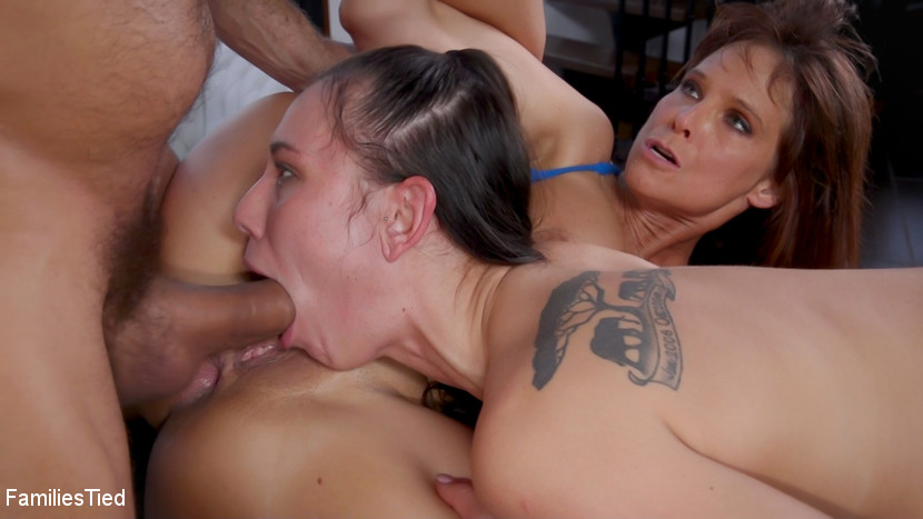 Ramon Nomar – Aidra's Little Games: Aidra Fox Gets Played By Her Slutty Step-Mommy_cover