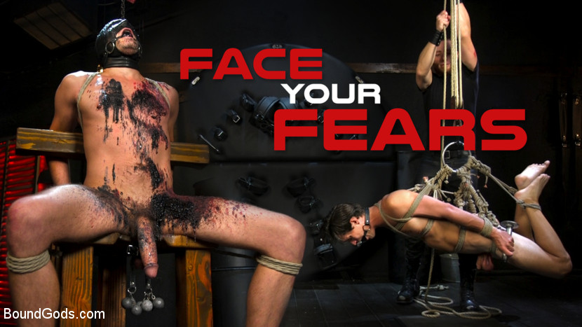 Sebastian Keys – Face Your Fears: Tony Orlando and Sherman Maus Confront Their Torment_cover