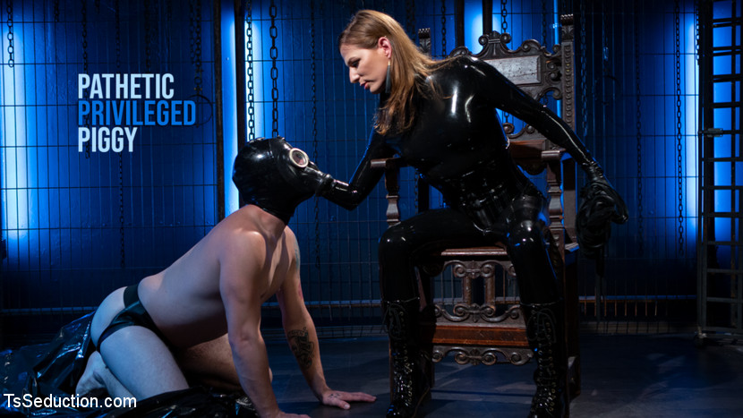Jamie French – Pathetic Privileged Piggy: Sebastian Keys Dominated by Jamie French_cover
