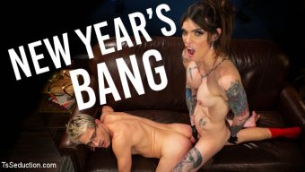 Sherman Maus – New Years Bang: Chelsea Marie Frees Butt Slut From Chastity