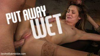 Charles Dera – Put Away Wet: Zoe Sparx Squirts Under Charles Dera's Punishing Cock