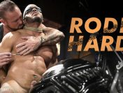 Michael Roman – Rode Hard: Dillon Diaz Dominated On Michael Roman's Motorcycle