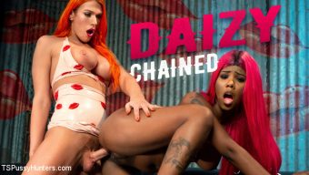Aspen Brooks – Daizy Chained: New To Kink Daizy Cooper Deep Fucked by Aspen Brooks