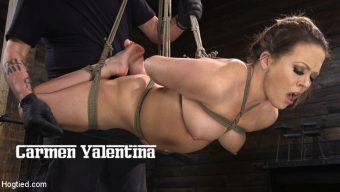 Carmen Valentina – Carmen Valentina: The Brutal Bondage Basics!