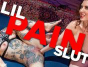 Cherry Torn – Lil' Pain Slut: Cherry Torn Tests Dana Spit's Need For Erotic Torment