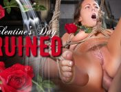 Ramon Nomar – Valentine's Day Ruined by Squirting Step-Sister's Anal Con Job
