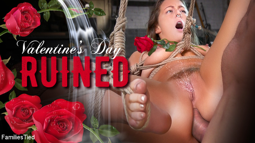 Ramon Nomar – Valentine's Day Ruined by Squirting Step-Sister's Anal Con Job_cover