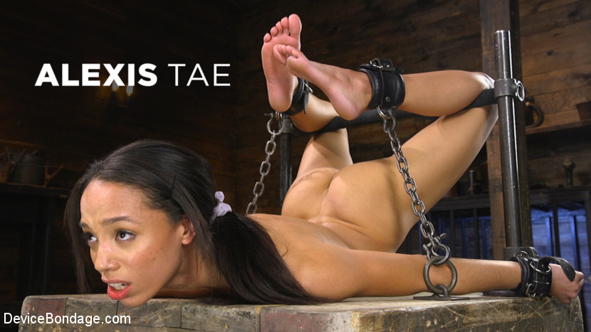 Alexis Tae – Alexis Tae: Exploring The Dark Side of Porn_cover