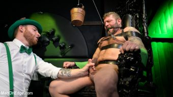 Colby Jansen – Edge of the Rainbow: Colby Jansen Bound and Edged by a Leprechaun