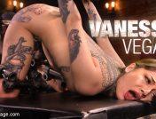 Vanessa Vega – Vanessa Vega: Fresh Meat Lays It All On The Line