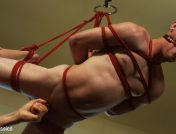 Drake Wild – Drake Wild: Hot Straight Stud Tied Up and Jerked Off