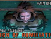 InfernalRestraints – June 19, 2020 – REIGN OF HUMILIATION | Rain DeGrey