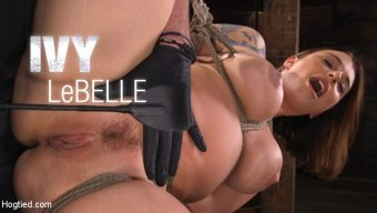 Ivy LeBelle – Ivy LeBelle: Curvy Slut in Bondage Tormented and Made to Cum