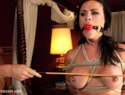 Mark Davis, – Punishment: Coworker Gets Revenge on Submissive Brunette