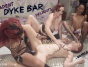 Mistress Kara, – Decadent Dyke Bar Delights: A Classic & Creamy Whipped Ass Compilation