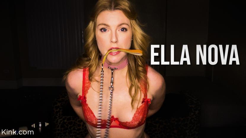 Ella Nova – Ella Nova: Well Trained and Always Waiting_cover