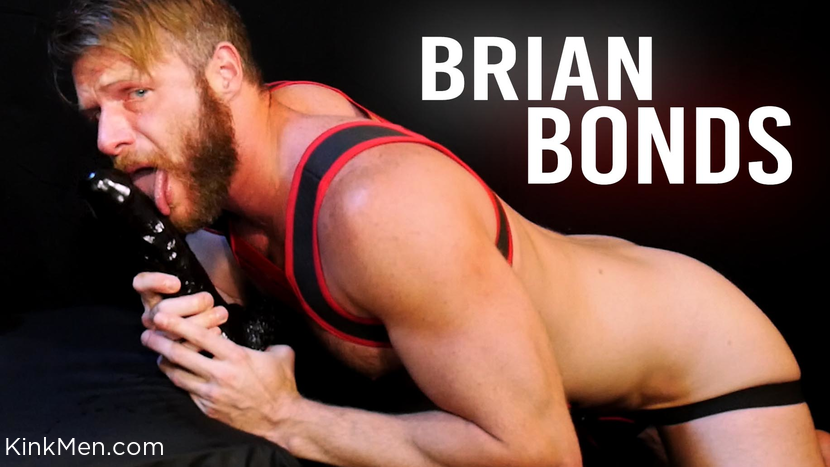 Brian Bonds – Brian Bonds: My Ass Is Open For You Sir_cover