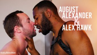 Alex Hawk, – Switching Roles: August Alexander Takes Charge