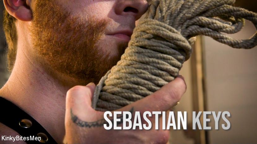 Sebastian Keys – Sebastian Keys: Self Suspension Sexcapade_cover