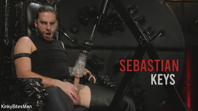 Sebastian Keys – Sebastian Keys: Self Edging Cum Slut_cover