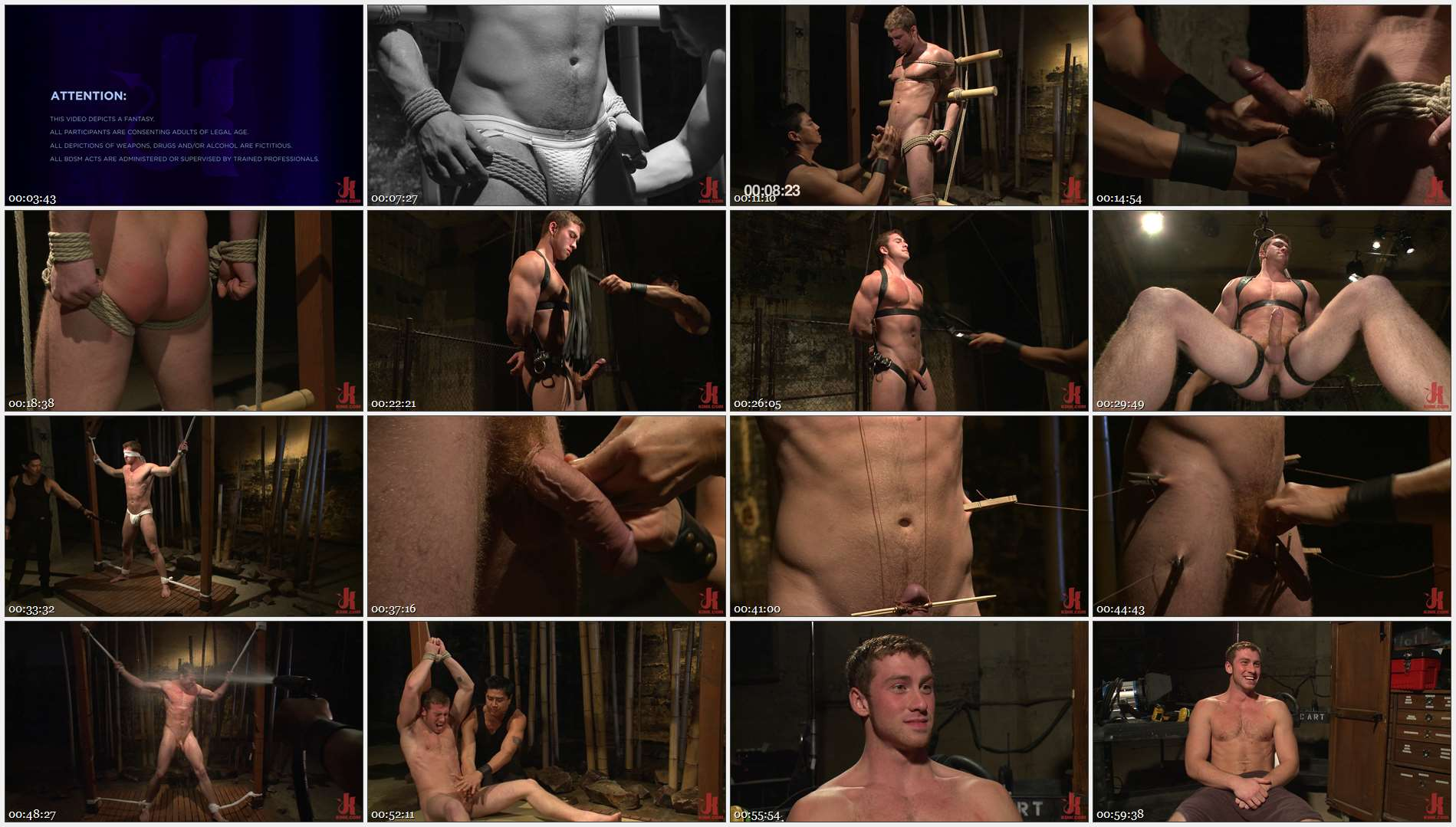Connor Maguire – House Dom Connor Maguire's Extreme Torment and Ass Violation