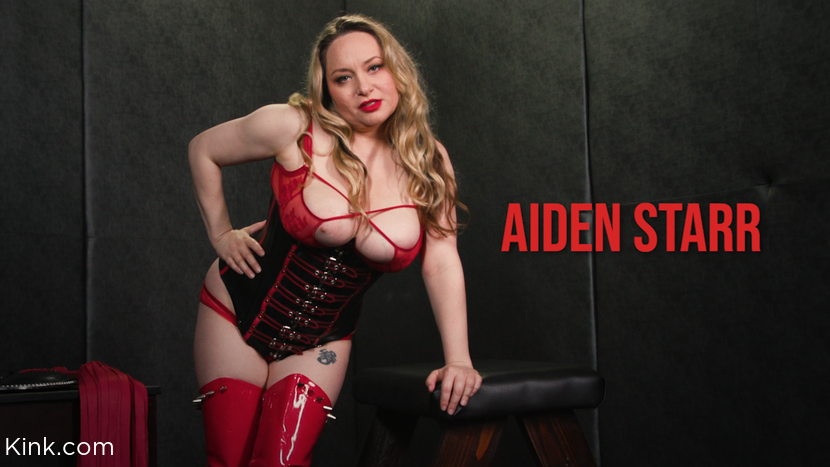 Aiden Starr – Aiden Starr Berates You For The Pig You Are_cover