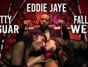 Eddie Jaye, – Two Insatiable Sluts Dominated By One Monster Cock