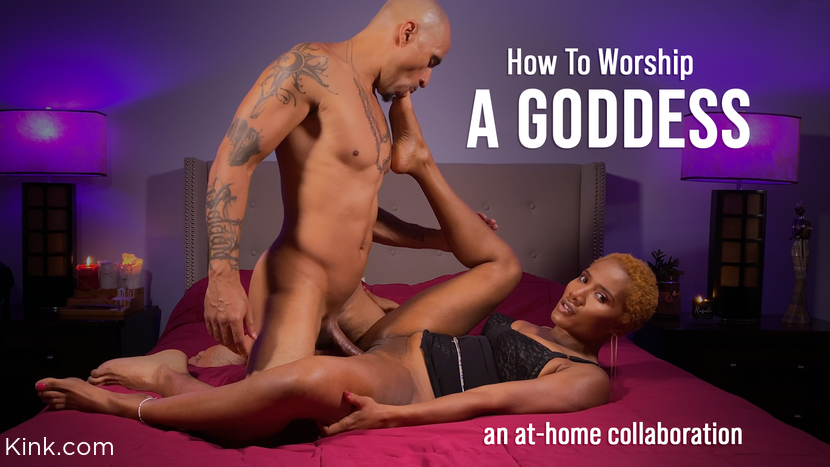 King Noire, – How to Worship a Goddess: Cuckolded and Taught a Lesson!_cover