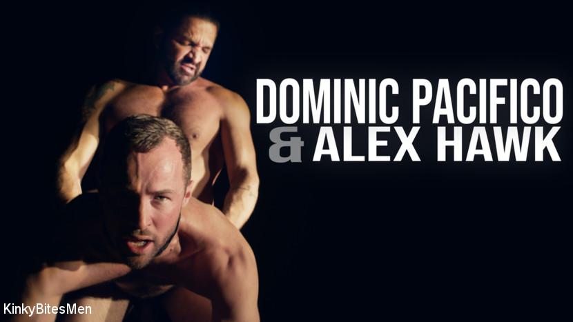 Dominic Pacifico, – Desert Abduction: Dominic Pacifico Dominates Alex Hawk_cover