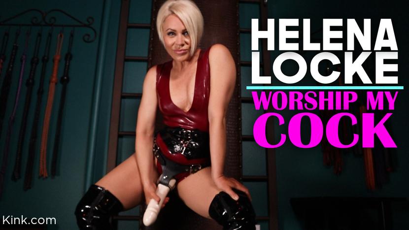 Helena Locke – Helena Locke: Worship My Cock_cover