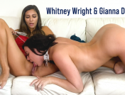 Gianna Dior, – Kinky Roommates: Whitney Wright and Gianna Dior
