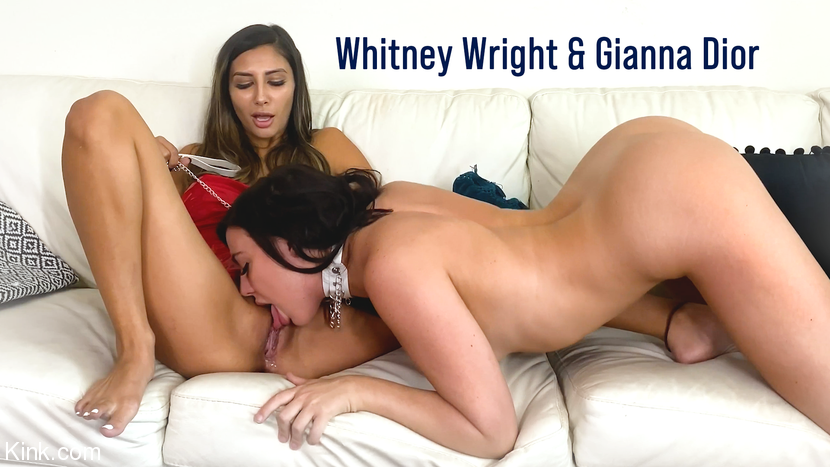 Gianna Dior, – Kinky Roommates: Whitney Wright and Gianna Dior_cover