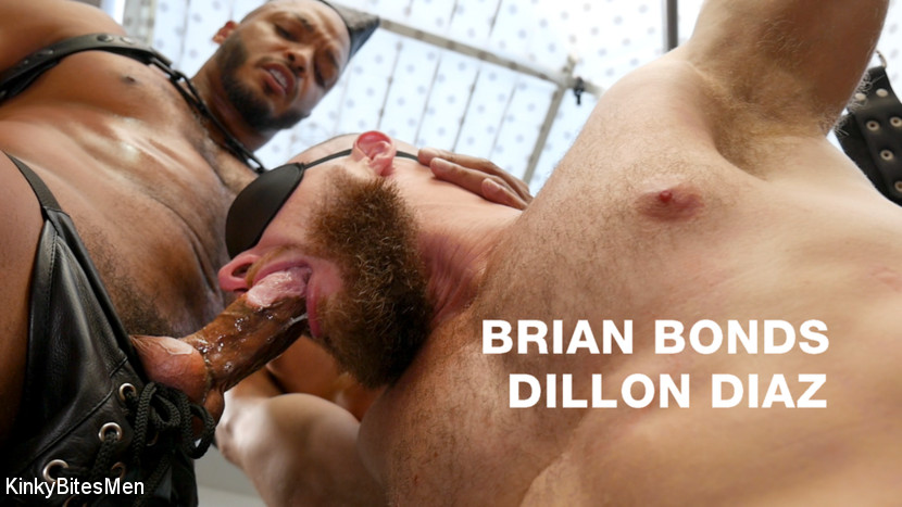 Dillon Diaz, – Dillon Diaz and Brian Bonds: Right Where I Want You_cover