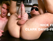 Nick Fitt, – Nick Fitt and Clark Davis-Fitt: Kinky Massage