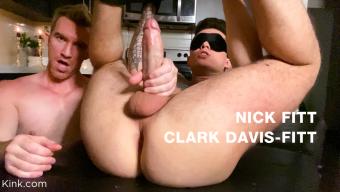 Nick Fitt, – Nick Fitt and Clark Davis-Fitt: Kinky Massage