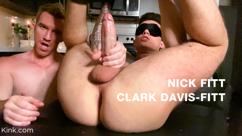 Nick Fitt, – Nick Fitt and Clark Davis-Fitt: Kinky Massage_cover