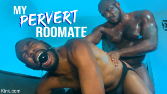 Micah Martinez, – My Pervert Roommate: Micah Martinez Fucks Snoop August Alexander RAW